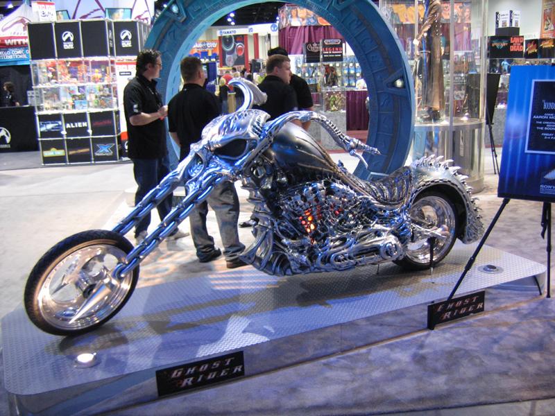 car design news harley davidson ghost rider